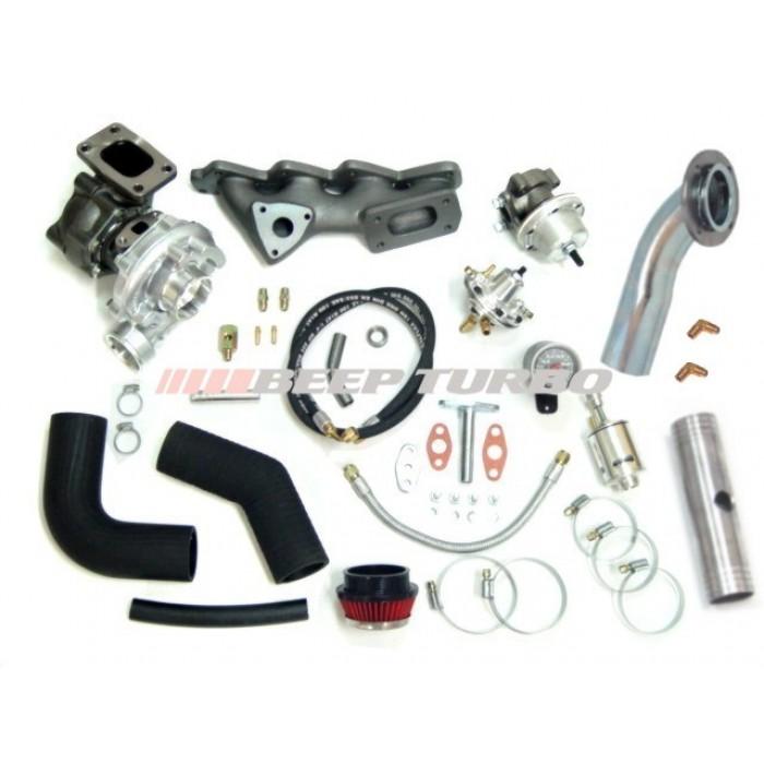 Kit turbo VW - EA111 - 1.6 - Transversal Gol / Saveiro /Voyage (Novo) G5 sem Turbina