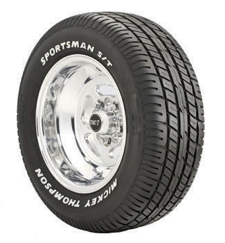 Pneu Mickey Thompson P215x70 - R15 Sportsman S/T (par)