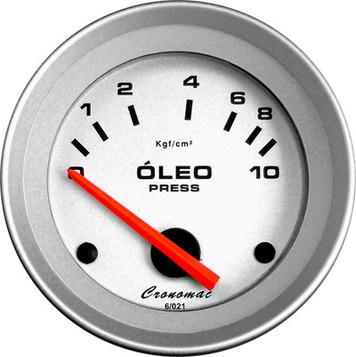 Man.Press./Óleo/52mm/10Kg/Eletr./Racing