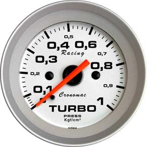 Man.Press./Turbo/52mm/01Kg/Mec./Racing