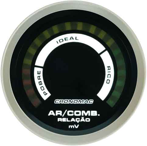 Hallmeter/52mm/Comum/Sport