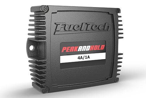 Peak and Hold Fueltech 4A/1A