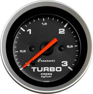 Man.Press./Turbo/52mm/03Kg/Mec./Sport