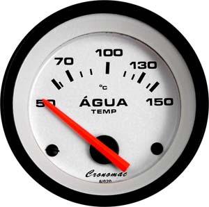 Termômetro/Àgua/52mm/Elétr./Street