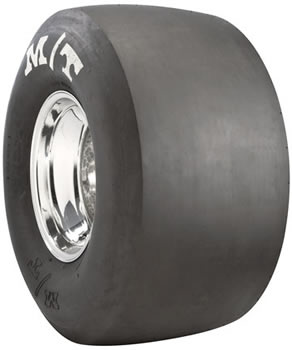 Pneu Mickey Thompson 33x10.5 - 16 Drag Slick (par)