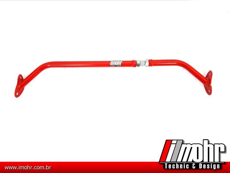 Barra Anti-torção Superior Dianteira Regulável - Ford Escort MK3/MK4