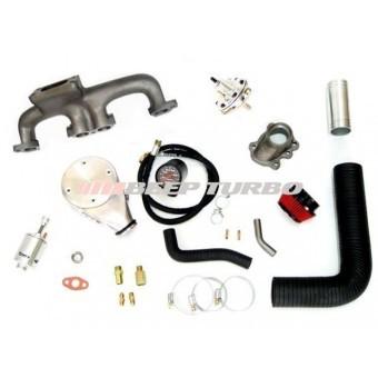 KIt turbo Fiat - Argentino - TBI  1.6 ( Tipo ) sem Turbina p/turbo Apl