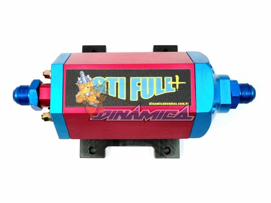 Bomba GTI FULL+ (18 bar) (capa Billet)