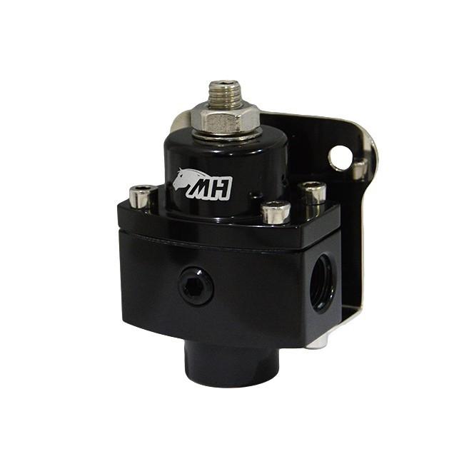 Dosador de Combustível 1:1 para Motores Carburados Entrada e Saída 6AN / AN6 Retorno 6AN / AN6