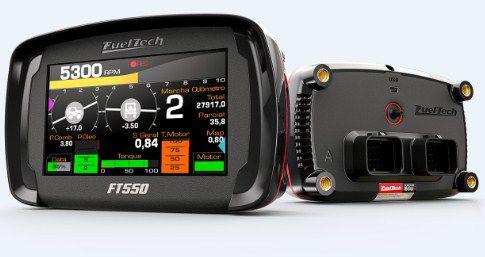Injeção Fueltech FT550 SFI