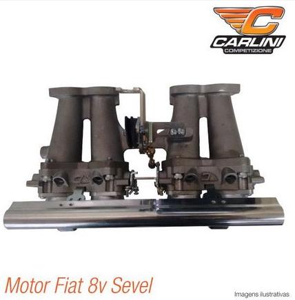 Kit Admissão Fiat 8v Sevel