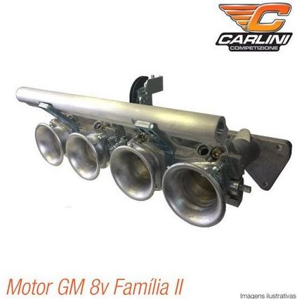 Kit Admissão Gm 8v Familia II
