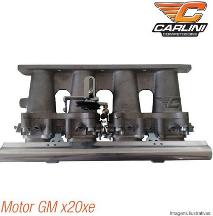 Kit Admissão Gm X20XE