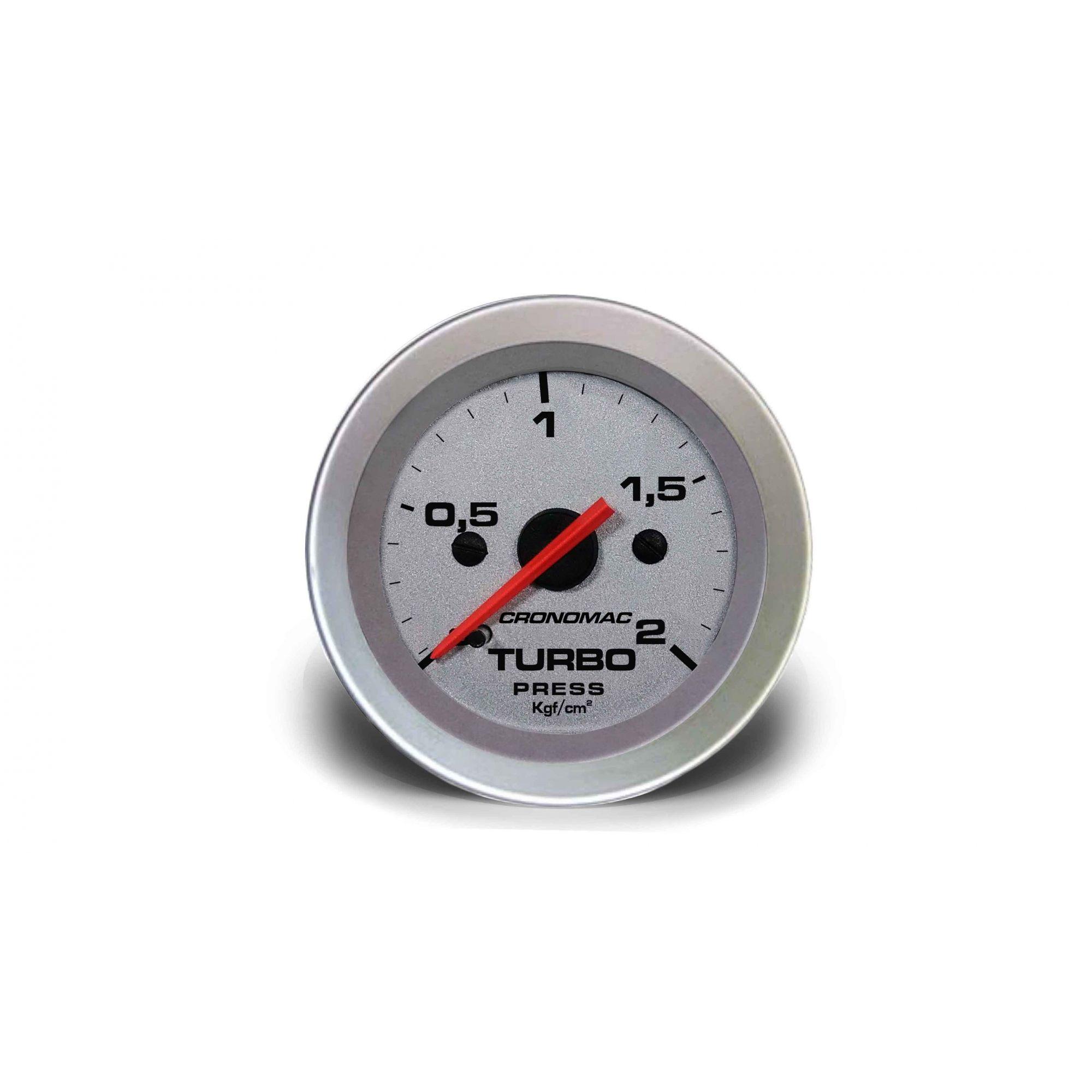 Man.Press./Turbo/52mm/02Kg/Mec./Racing