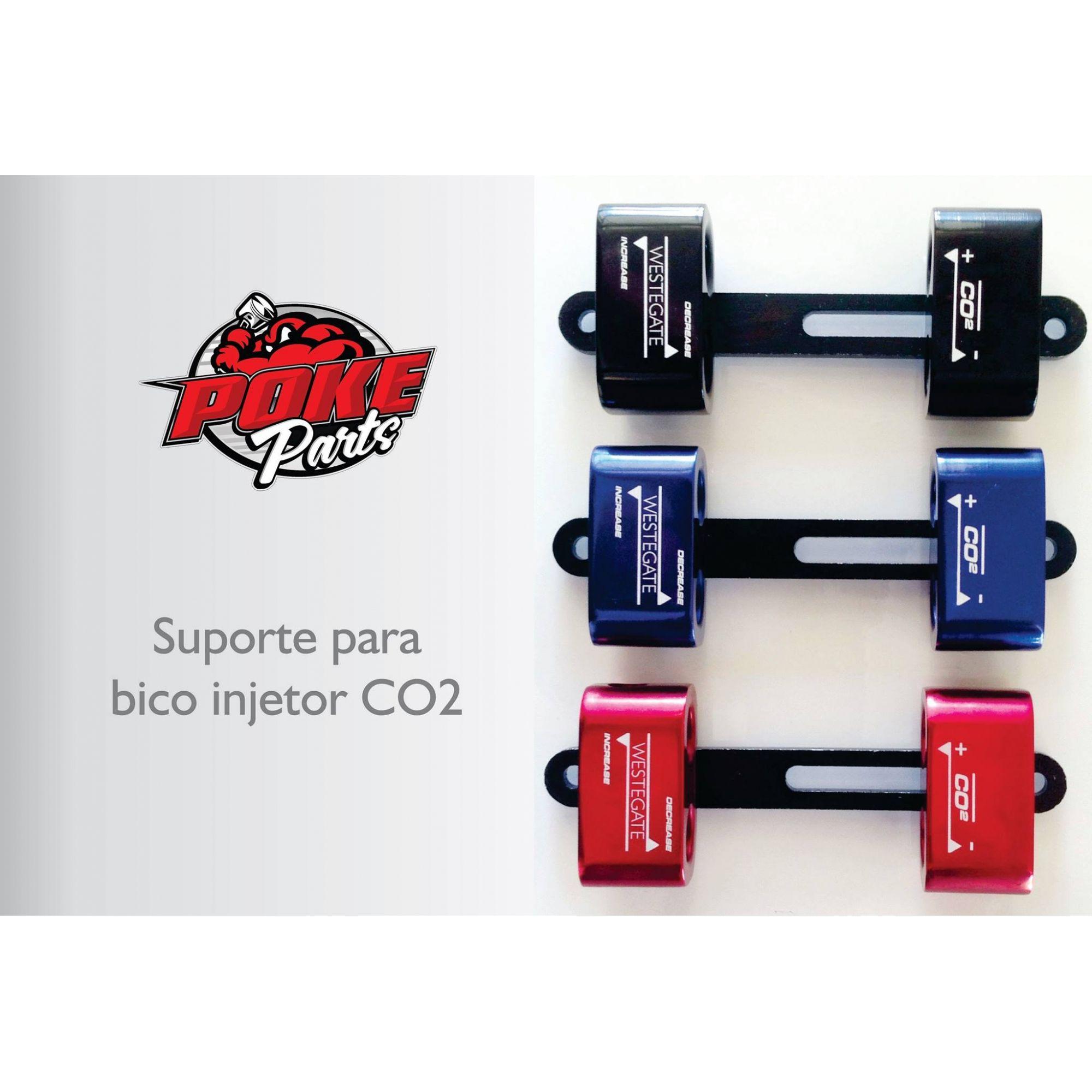 SUPORTE PARA BICO INJETOR CO2 - POKE