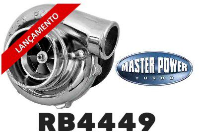 Turbo Ball Bearing RB4449 - 44,05/49,5  145/360hp