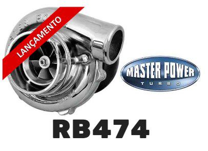 TURBO Ball Bearing RB474 - 47/49,5 200/430hp