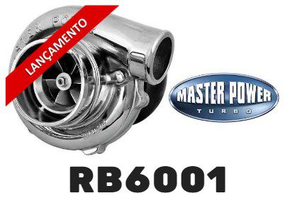 TURBO Ball Bearing RB6001 - 54/59 250/550hp