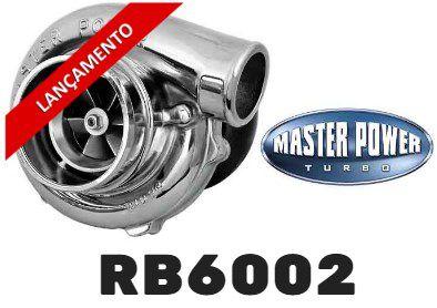 TURBO Ball Bearing RB6002 - 59/59 350/640hp