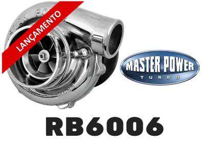 TURBO Ball Bearing RB6006 - 61/59 390/700hp