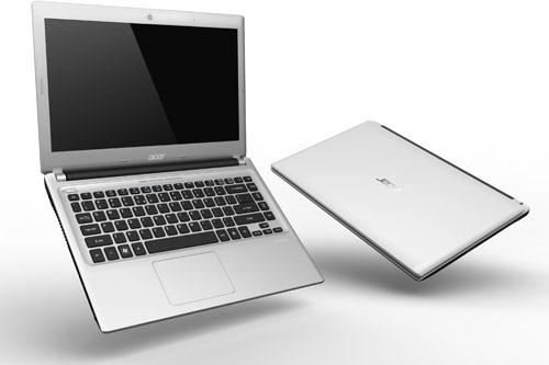 "Notebook Acer Aspire ULTRAFINO V5-471-6620 Intel Core i3, Memória 6GB, HD 500GB, HDMI, USB 3.0, Tela LED 14"" (mostruario)"