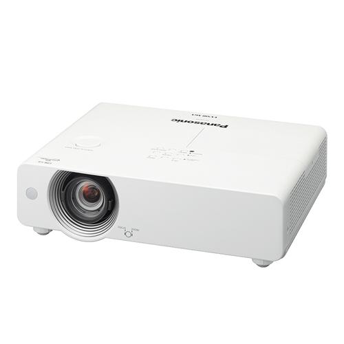 Projetor Panasonic PT-VX510 + Bolsa - Tecnologia 3LCD, Brilho de 5.500 Lúmens, HDMI, Resolução XGA (1024 x 768px), Sensor de Luz