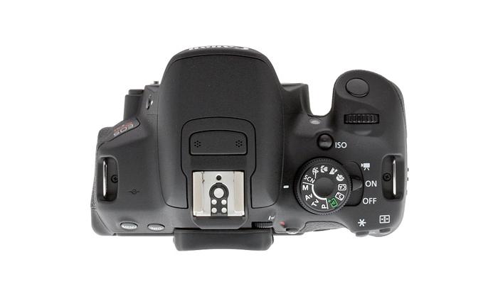 Câmera Digital Canon EOS  Rebel T5i (Somente corpo) - 18MP, Sensor CMOS, Vídeos Full HD, DIGIC 5+, 5 FPS, Touch Screen, Tela Rotativo 3