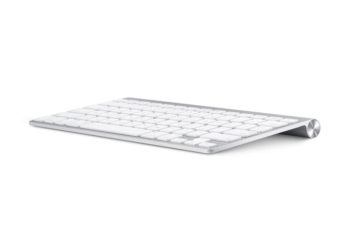 Teclado Wireless Apple (MC184)