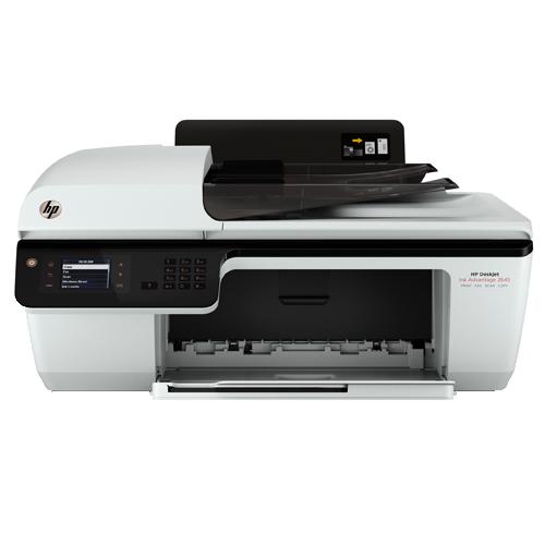 Impressora Multifuncional HP Deskjet Ink Advantage 2646 - Jato de Tinta, Copiadora, Scanner, Fax