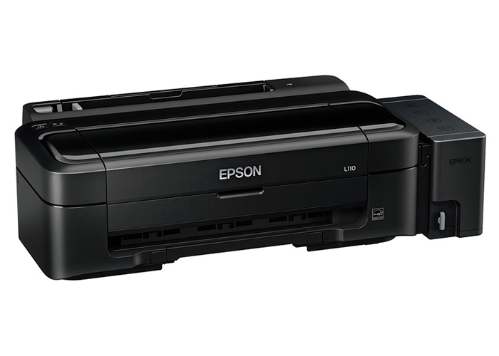Impressora Epson L110 - Jato de tinta,  Resolução até 5760 x 1440 dpi, Velocidade de impressão 27 ppm