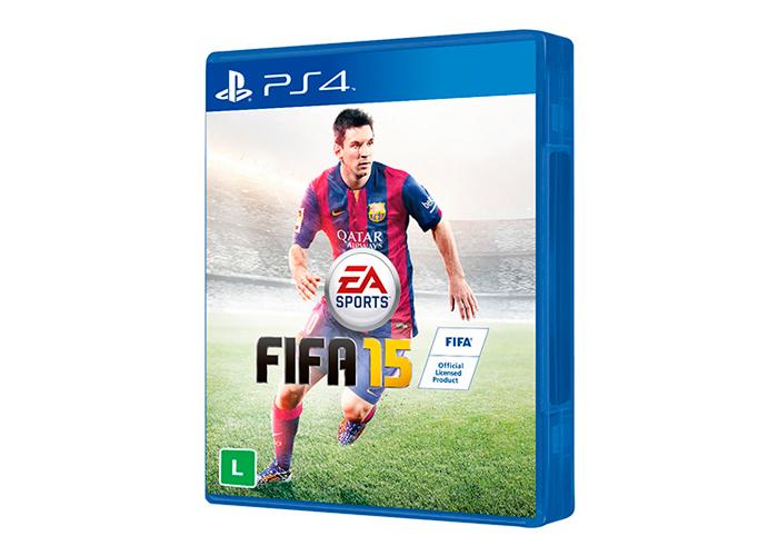 Jogo FIFA 15  PS4