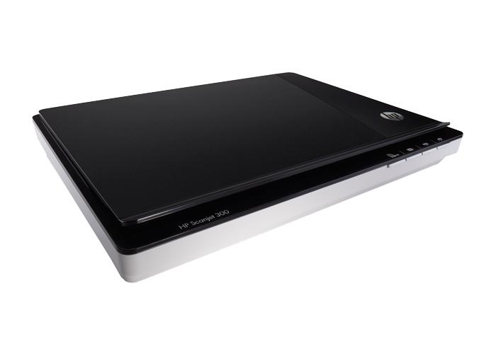 Scanner HP SCANJET SJ300 4800DPI