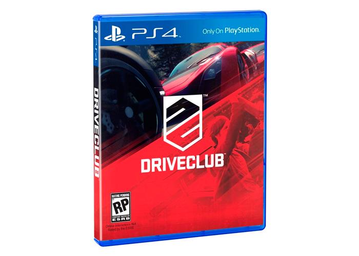 Jogo DriveClub - PS4