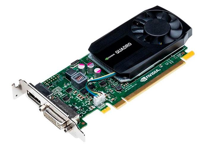 Placa de Vídeo Nvidia Quadro K2200 - Mém. 4GB DDR5, Processador Cuda Core 640, DVI, DP
