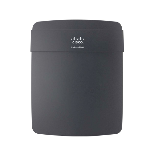 Roteador Wireless Linksys E900 - 2,4 GHz, 300Mbps, 4 Portas Ethernet