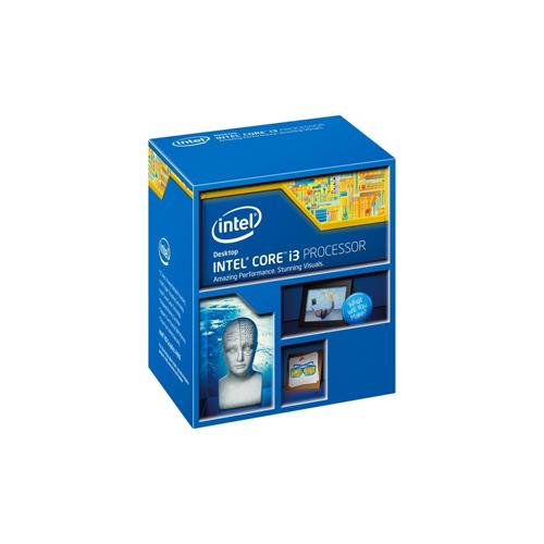 Processador Intel Core i3 4ª Geração 4150 - Velocidade 3.5 Ghz, Cache 3MB, PCI Express 3.0