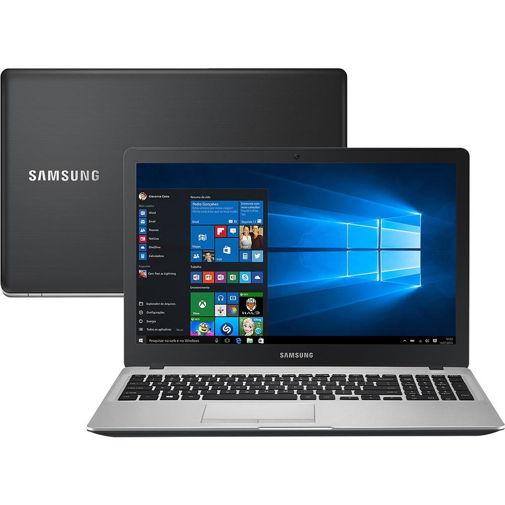 Notebook samsung com teclado numerico - Notebook Samsung Np500 Intel Core I5 8gb De Mem Ria Placa De V Deo Geforce De