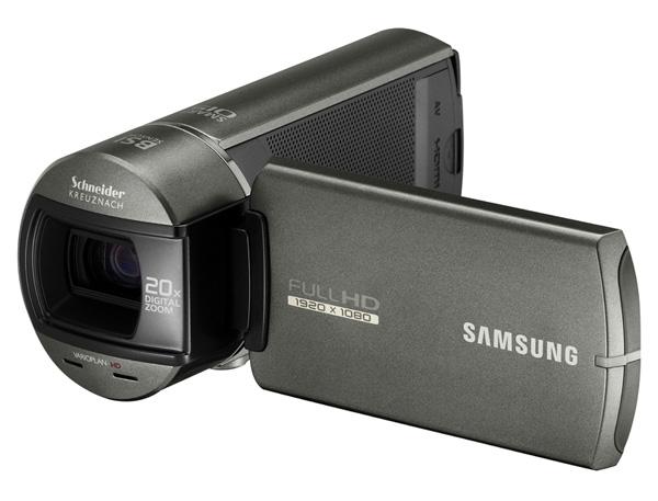 Filmadora Samsung HMX Q10