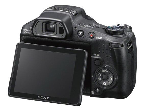 Câmera Digital Sony DSC-HX200 --- 18.2MP / Zoom Óptico de 30x / LCD de 3 polegadas / GPS / Vídeo Full HD 60fps