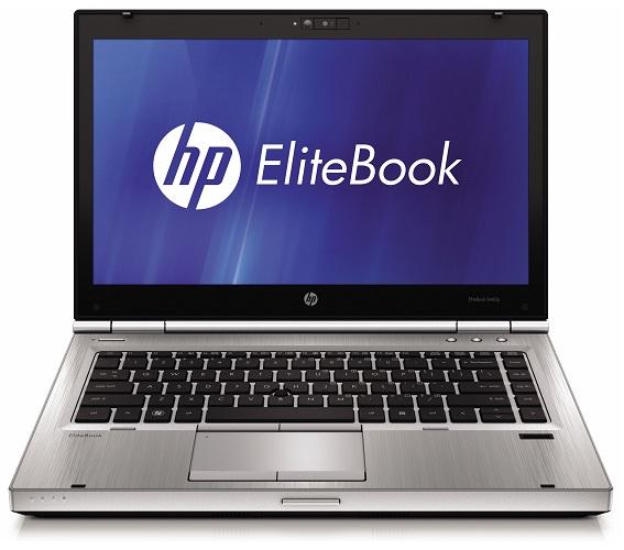 "Notebook HP Elitebook 8460P Intel Core i7 , Memória 4GB, HD 500GB,  DVD, Tela LED 14"" (SEMINOVO) *"