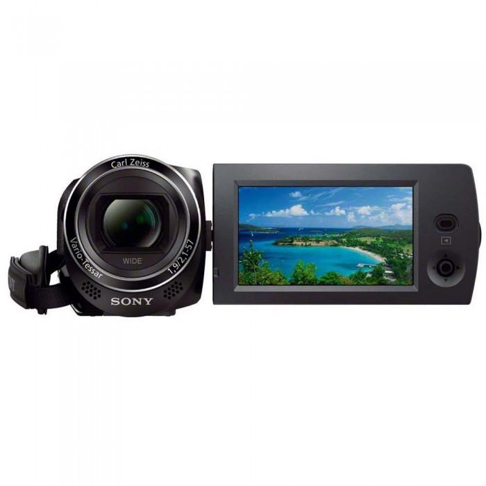 Filmadora Handycam Sony HDR-CX220 - 8.9MP, Sensor CMOS, Vídeo Full HD, Zoom Óptico 32x, Steadyshot, Tela de 2.7´
