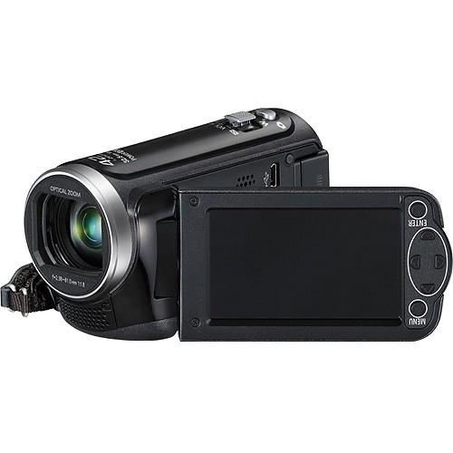 Filmadora Panasonic HC-V100M  - 16GB, 1.5MP, Sensor CMOS, Vídeo em HD, Zoom Óptico 34x, Tela de 2.7´