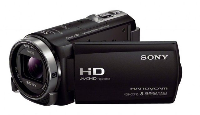 Filmadora Sony HDR-PJ430 32GB Com Projetor