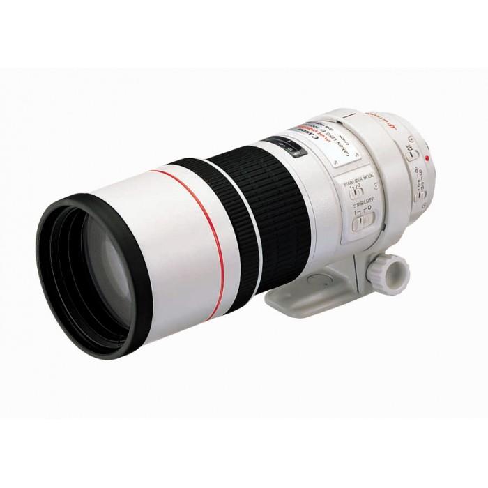 Lente Canon EF 300mm -  F/4L IS USM *