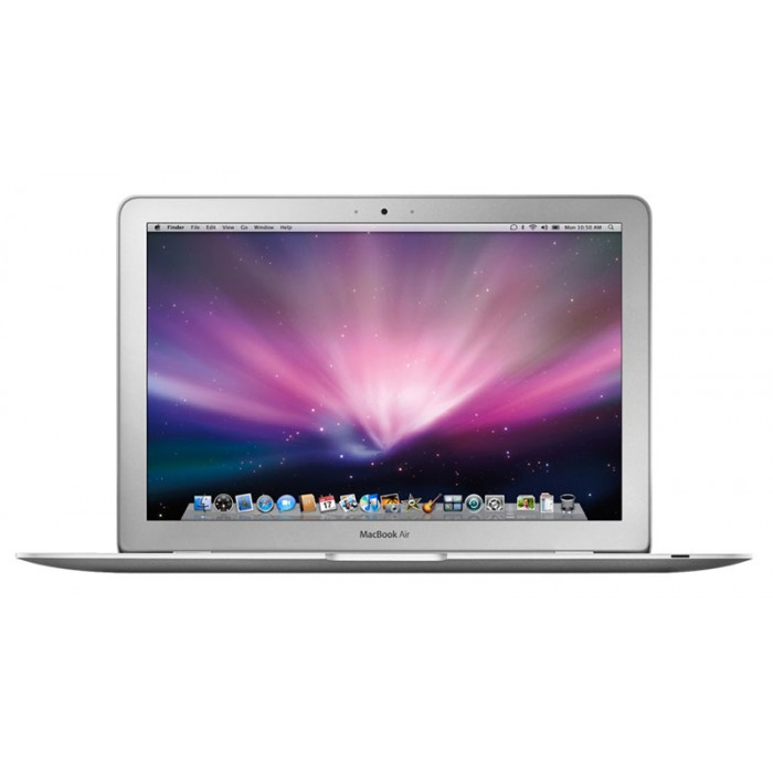 Notebook Apple MacBook Air - Intel i7 Core, 4GB de memória, SSD 128 GB,  Thunderbolt, USB 3.0, Câmera FaceTime HD, Tela LED 13.3