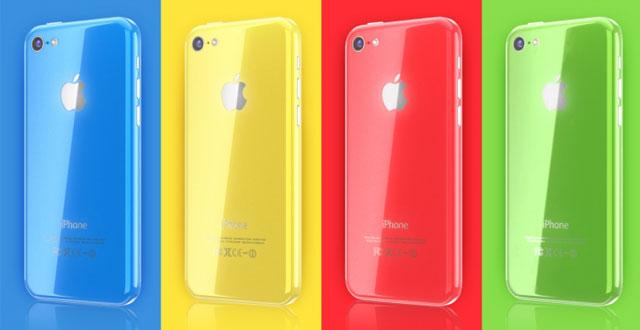 Apple iPhone 5C 16GB (várias cores)