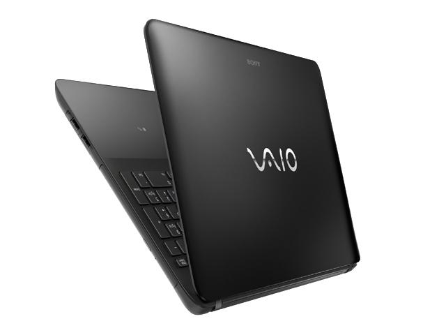 Notebook Sony Vaio Ultrafino SVF15 Intel Core i5 (3ª Geração), Memória 8GB, HD 750GB, DVD-RW, Tela LED 15.5´  Windows 8 (Preto) + Brinde Headset SONY ZX300