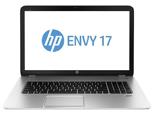 Notebook HP Ultrafino 17T-J000 Intel Core i7 2.4GHZ (3ª Geração), Memória 8GB, HD 1TB + SSD 24GB, Blu-Ray, Tela LED 17´ FULL HD, Placa de Vídeo GEFORCE GT 740M 2GB DEDICADA, Windows 8 (Preto)
