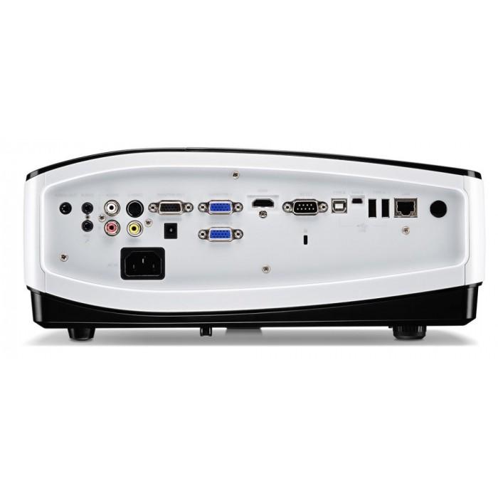 Projetor Benq MP780ST - WXGA (1280x800) / 3D / 2500 Lumens / rj45