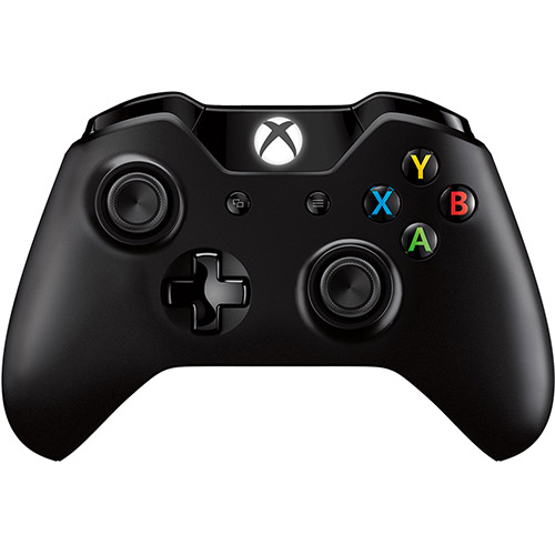 Console Xbox One + Sensor Kinect - HD 500GB, Controle Wireless, Headset com fio, Cabo HDMI, Leitor Blu-ray